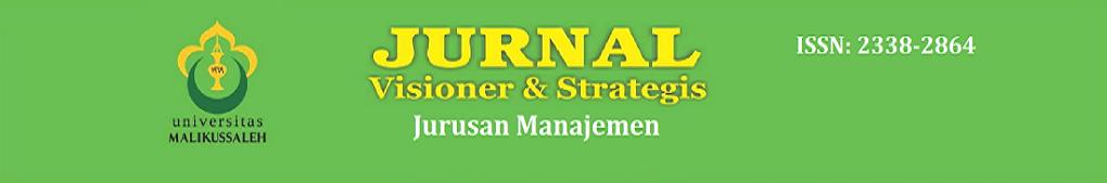 Jurnal Visioner & Strategis